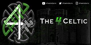 Profile banner for the4thceltic