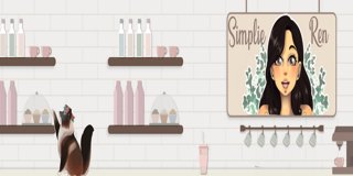 Profile banner for simplieren
