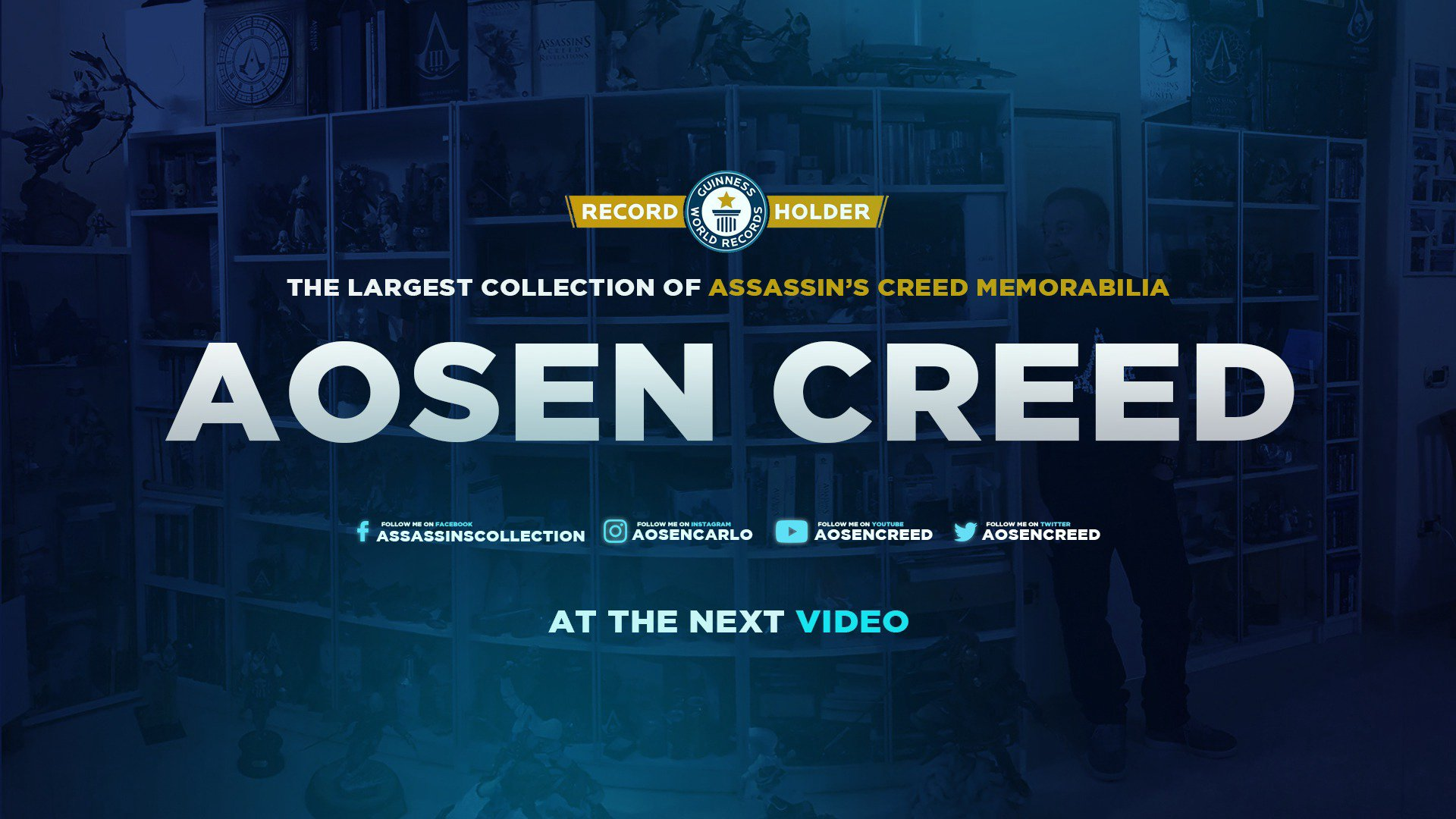 Twitch stream of Aosen_Creed