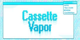 Profile banner for cassettevapor