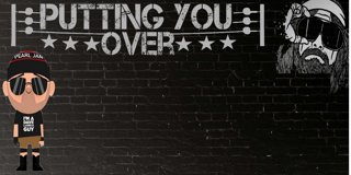 Profile banner for puttingyouover