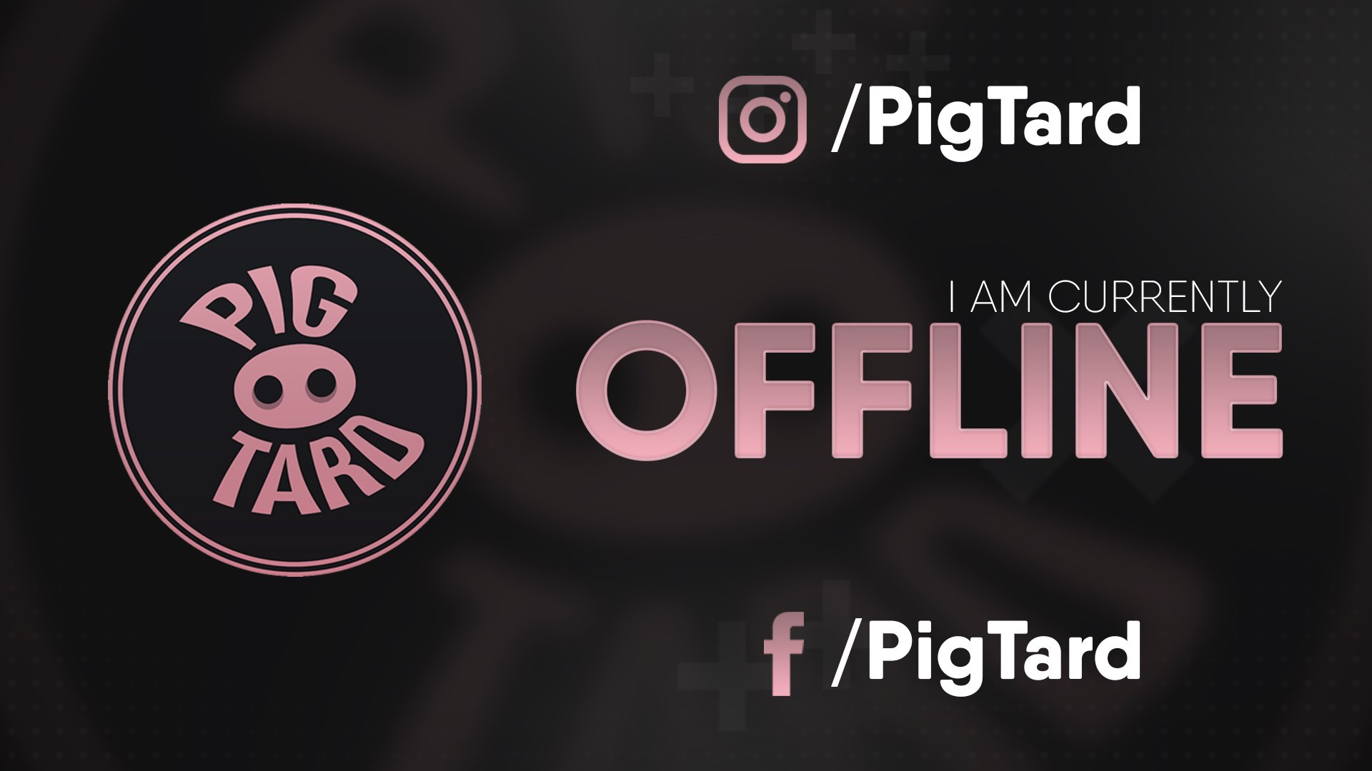 Twitch stream of PigTard