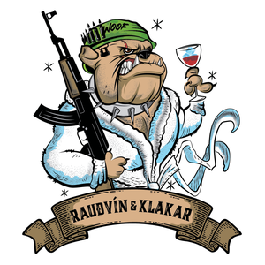 RaudvinogKlakar Logo