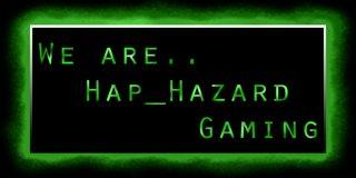 Profile banner for hap_hazardgaming
