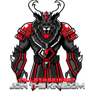 Killathaking97 Logo