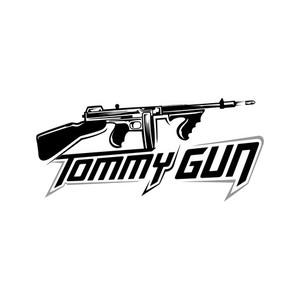 tommygunlivestream Logo