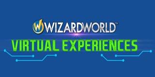 Profile banner for wizardworldvirtual