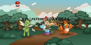 Profile banner for foxybell