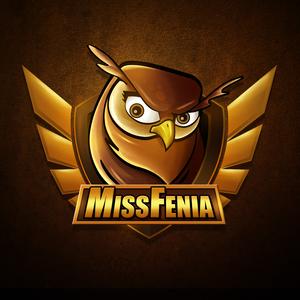 missfenia channel logo
