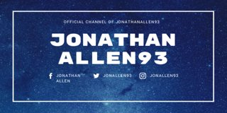 Profile banner for jonathanallen93