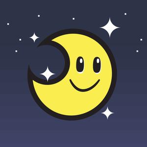 3UP_Moon Logo
