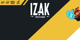 Profile banner for izakooo
