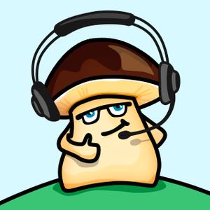 mushroomx3 Logo