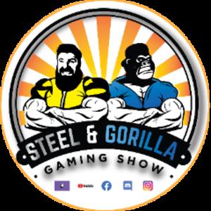 SteelandGorillaGaming Logo