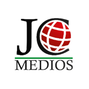 JCmediosMX Logo