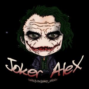joker_alextv's TwitchTV Stats'
