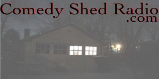 Profile banner for comedyshedradio