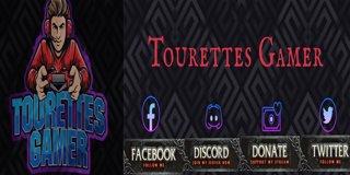 Profile banner for tourettesgamer25