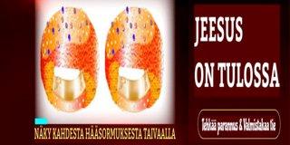Profile banner for jeesusontulossa
