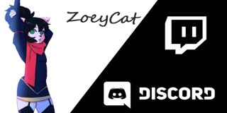 Profile banner for zoeycatlive