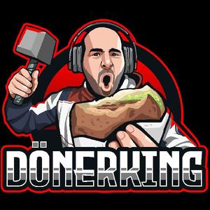 Do3nerK1ng Logo