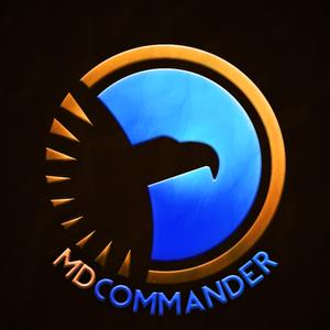 MDCommander Logo