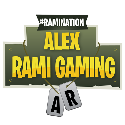 AlexRamiGaming's Channel - Twitch