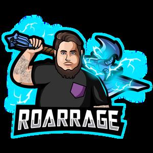 roarrage Logo