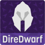 View stats for DireDwarf