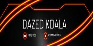 Profile banner for thedazedkoala