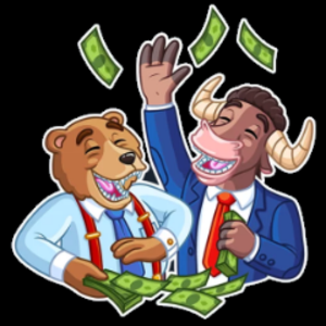 Crypto_Bot_1MIO Logo