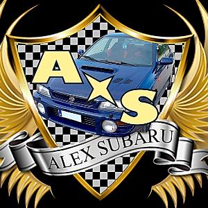 ALEXSUBARU_YT Logo