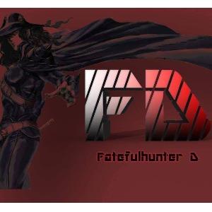 Fatefulhunterd's Twitch Logo