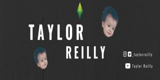 Profile banner for taylorareilly
