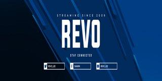 Profile banner for revo