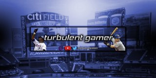 Profile banner for turbulentgamer