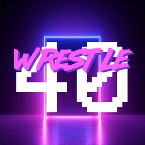 Wrestle40 Logo