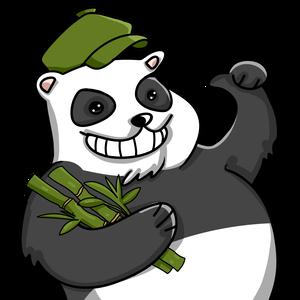 PandadosGames Logo
