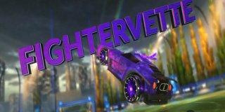 Profile banner for fightervette