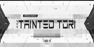 Profile banner for taintedtori
