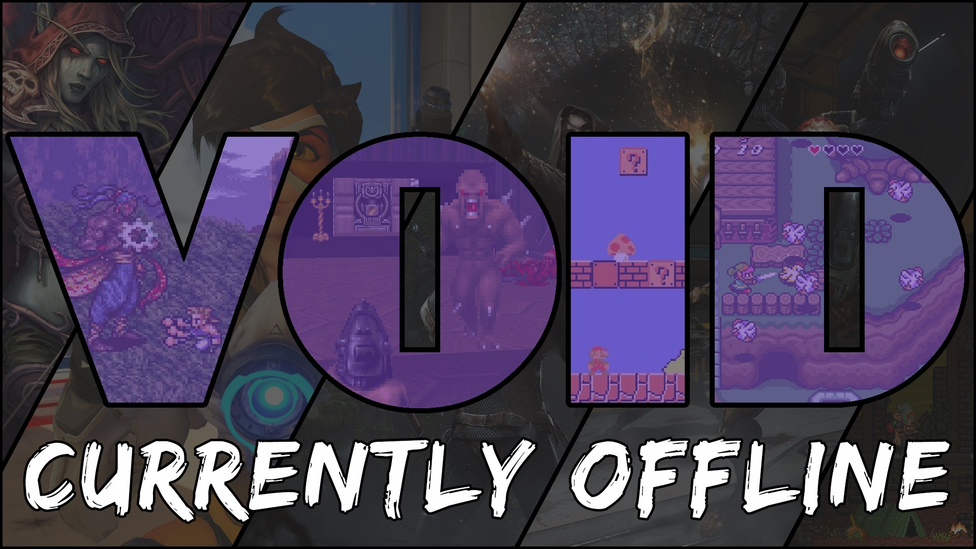 Twitch stream of void4ever