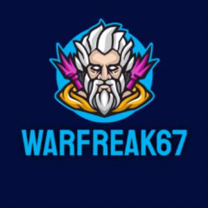 WarFreak67 Logo