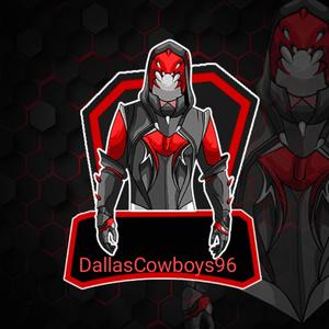 DallasCowboys96 Logo