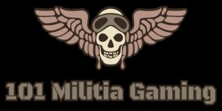Profile banner for 101militiagaming