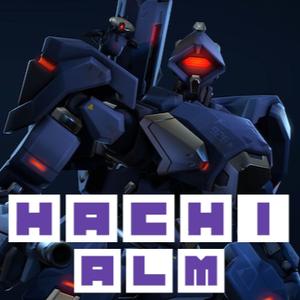 HachiAlm Logo