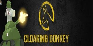 Profile banner for cloakingdonkey