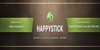 Profile banner for happystick