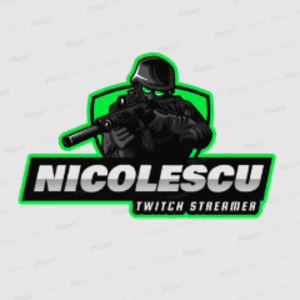 Nicolescu12AKANico Logo