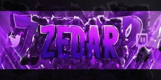 Profile banner for zedar_yt