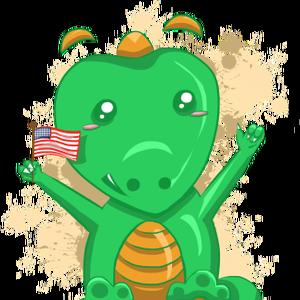 TrueRyanasaurus Logo